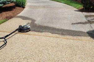混凝土表面清洁